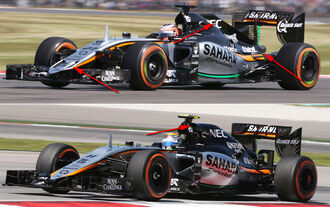 Force India B-Version