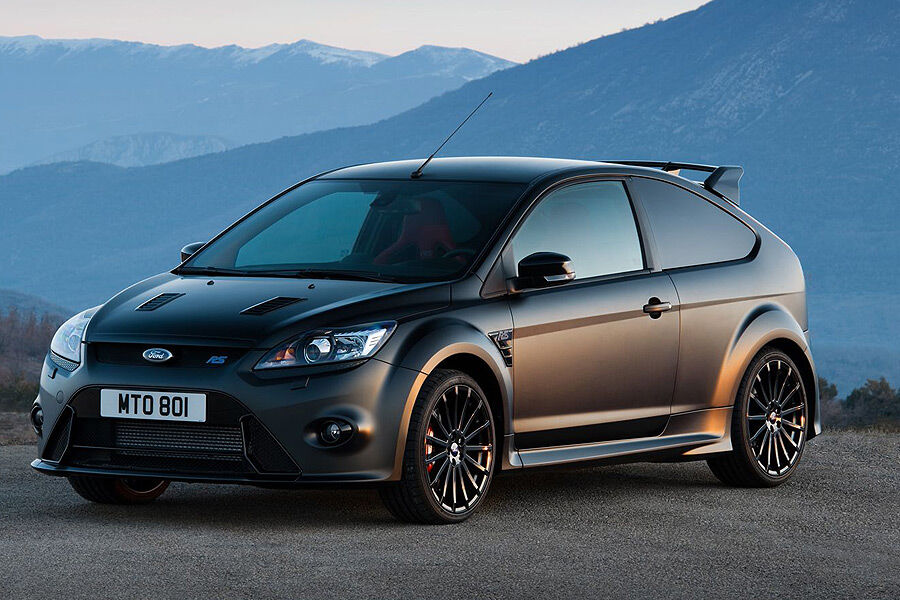ford focus rs 500 im fahrbericht kompaktsportler mit 350. Black Bedroom Furniture Sets. Home Design Ideas