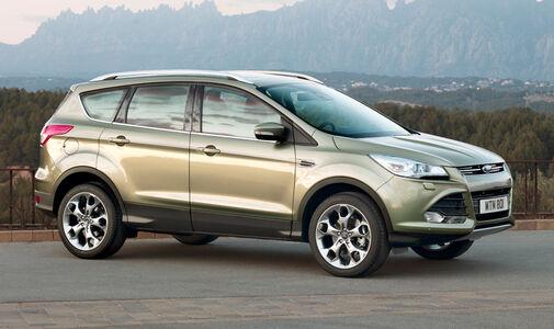 Ford Kuga, 0312, Genf 2012