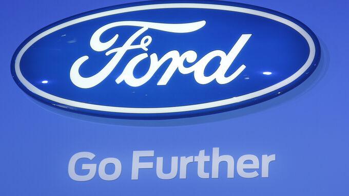 Ford Logo Go Further 2253  Brands HD Desktop Wallpaper