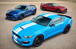 Ford Shelby GT350 - Pony-Car - Modelljahr 2017
