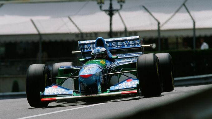 Brawn über Schumachers ersten F1-Titel