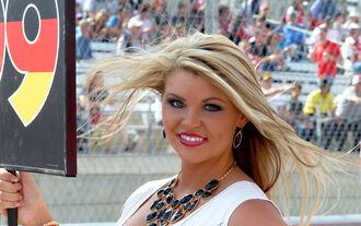 Formel 1 - Grid Girls - GP USA 2014 - Austin