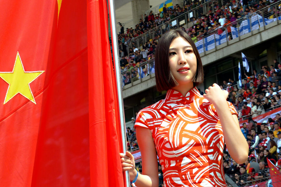 Show girls china gamecon 2010 2