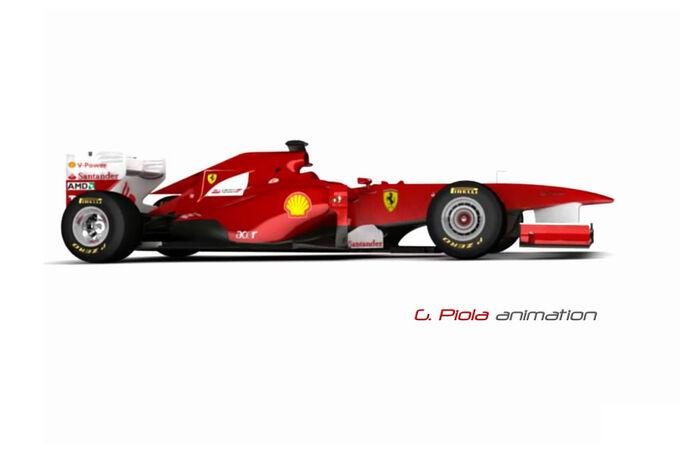 Formel 1 regeln 2012