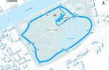 Formel E - London - Strecke