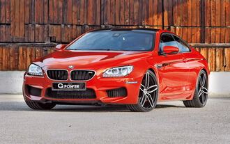 G-Power-BMW M6 GC