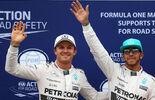 GP Malaysia - Hamilton - Rosberg - Mercedes - Qualifying - Samstag - 28.3.2015