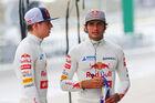 GP Malaysia - Max Verstappen - Carlos Sainz - Toro Rosso - Qualifikation - Samstag - 28.3.2015