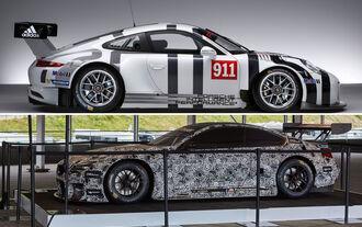 GT3-Autos - Aufmacher