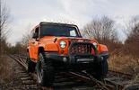 Geiger Cars Jeep Wrangler Sport 3.6l Kompressor