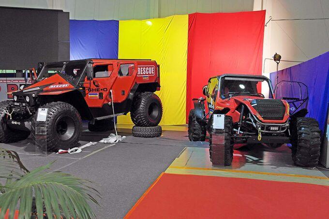 Ghe-O Motors Rescue und Fire Fighter: Rumu00e4nische Rettungs ...