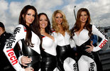 Grid Girls - 12h Sebring 2014
