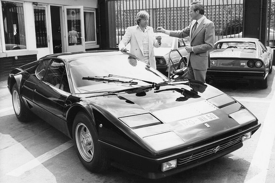 Kicker und ihre Autos: Was Beckenbauer, Netzer und Co