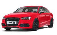 HR Audi S3