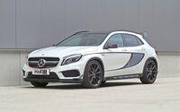 HR Mercedes-Benz GLA 45 AMG