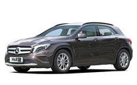 HR Mercedes GLA