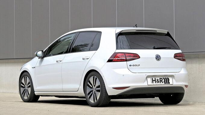 HR VW E-Golf