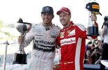 Hamilton Vettel - GP Japan 2015