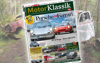 Heftvorschau Motor Klassik 05/2015