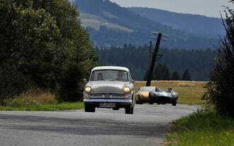 Das Auto für die DDR-Elite
