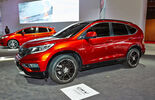Honda CR-V Facelift 2014