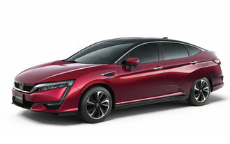 Honda FCV Tokyo 2015