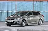 Hyundai i40 Kombi Blue 1.7 CRDi Style, Frontansicht