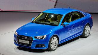 IAA 2015, Audi A4 Limousine