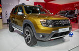 IAA 2015, Dacia Duster Facelift