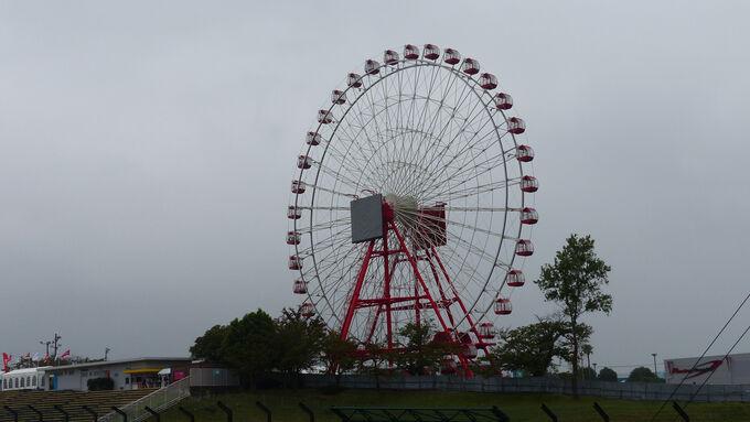 Taifun bedroht Grand Prix