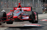 Indycar - Crash - Bourdais 2013