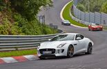 Jaguar F-Type R Coupé Nürburgring