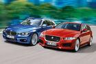 Jaguar vs. BMW