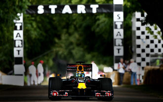 Jean Eric Vergne Karriere Goodwood