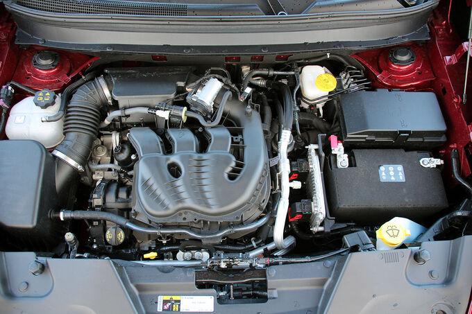Jeep Cherokee 3.2 V6 Pentastar Trailhawk undergoes the individual test
