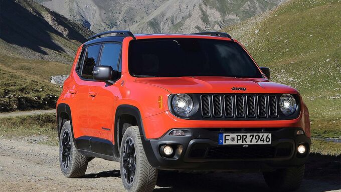 Jeep Renegade Trailhawk Road Test Report