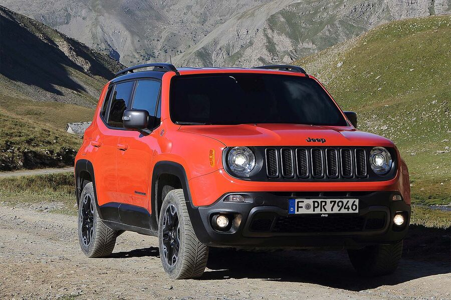 jeep renegade trail hawk road test autos post. Black Bedroom Furniture Sets. Home Design Ideas