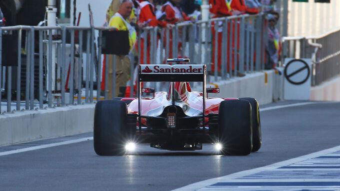 Fotos GP Abu Dhabi (Freitag)
