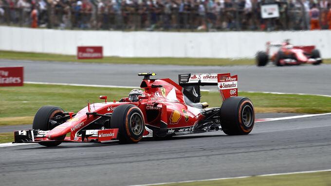 Was ist mit Ferrari los?