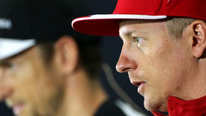 Räikkönen unter Druck