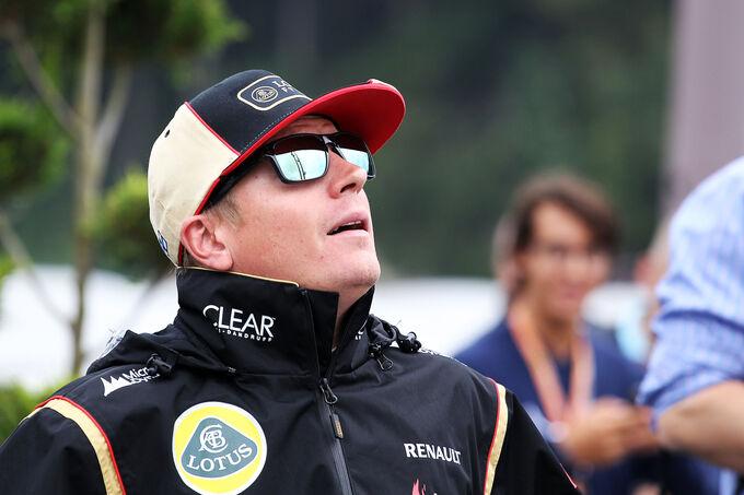 Kimi-Raeikkoenen-Lotus-Formel-1-GP-Belgi
