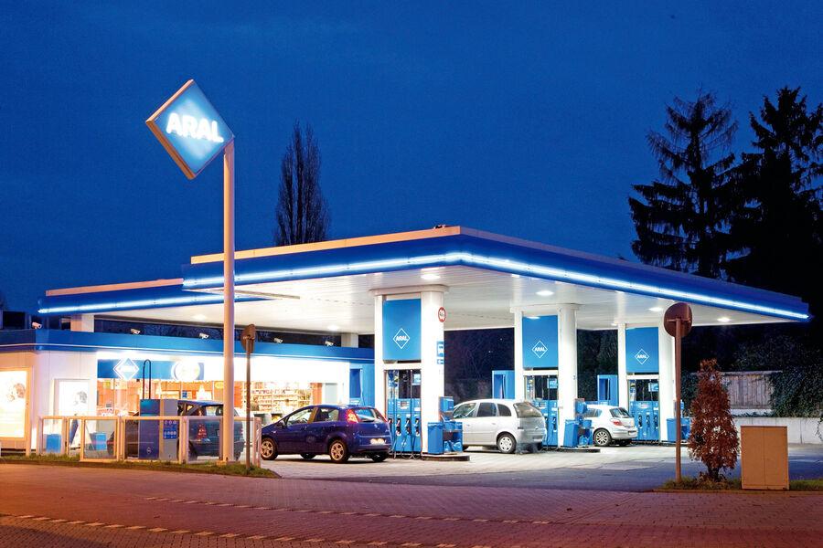 Speziell die Lösung auf die Beförderung des Benzins