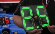 LED-Tafeln - IndyCar - 2015