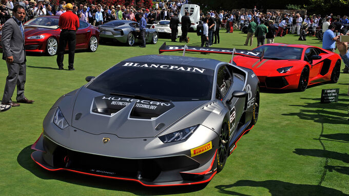 Lamborghini Huracán LP620-2 Super Trofeo - Pebble Beach 2014 - Pebble Beach Concours d'Élegance - Motorsport - 08/2014