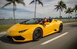 Lamborghini Huracán Spyder - Supersportwagen - V10 - Fahrbericht