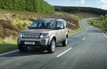 Land Rover Discovery Modelljahr 2015