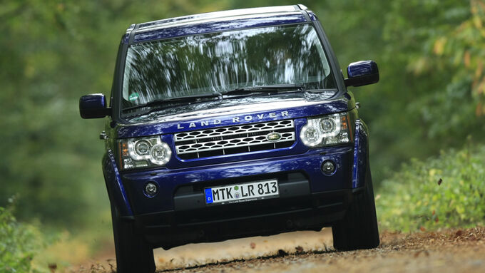 Land Rover Discovery SE 3.0 TDV6