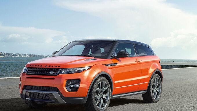 Alle neuen SUV in 2014: Über 30 neue Offroader kommen 2014 - Auto