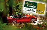 Leserwahl: Beim Motor Klassik Award einen Mazda MX-5 gewinnen!